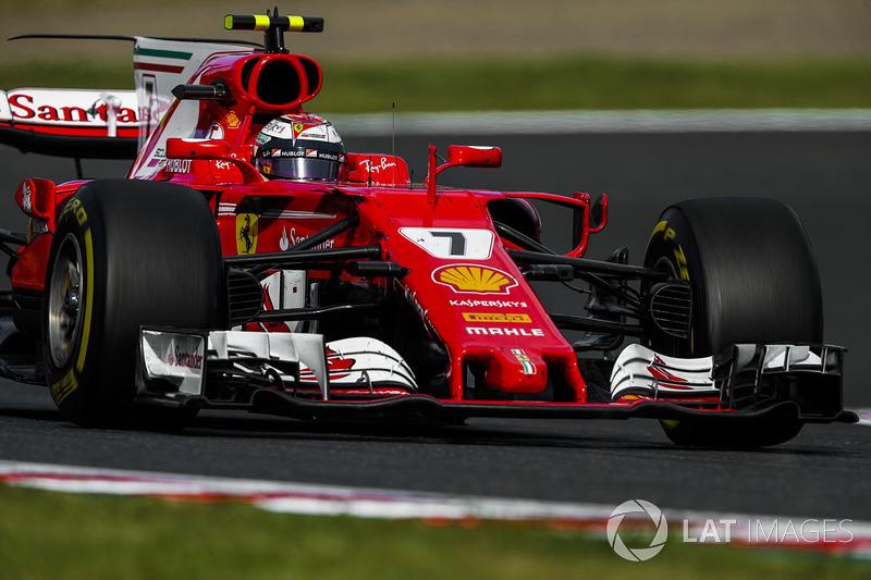 5. Кими Райкконен, Ferrari