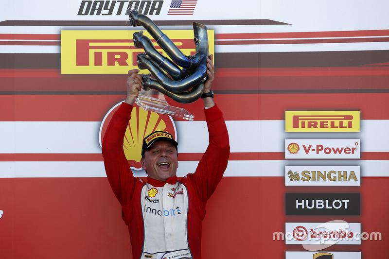 Ganador, Thomas Loefflad, StileF Squadra Corse