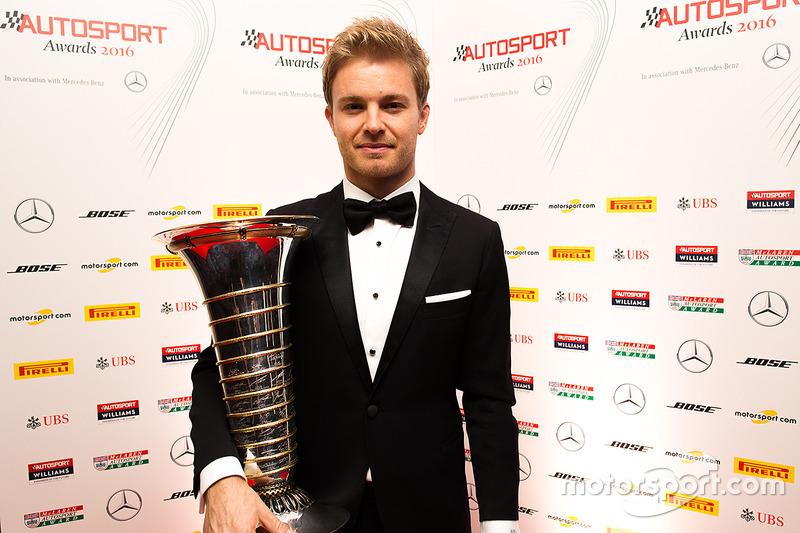 Campeón del mundoi Nico Rosberg, Mercedes AMG F1