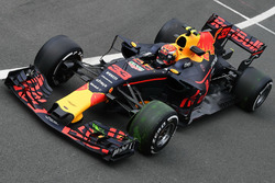 Max Verstappen, Red Bull Racing RB13