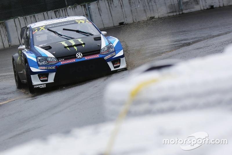 Йохан Крістофферссон, Volkswagen Team Sweden