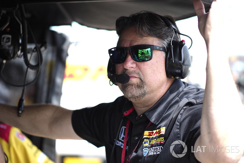 Michael Andretti, Andretti Autosport team owner