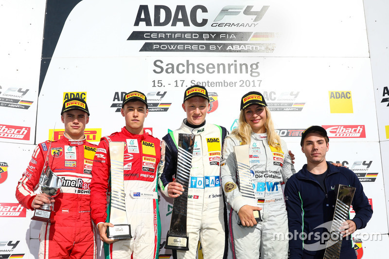 F4 Germany: Sachsenring