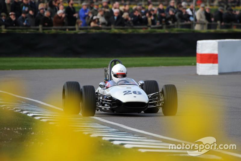 Derek Bell Cup, Andrew Hibberd, Brabham BT18
