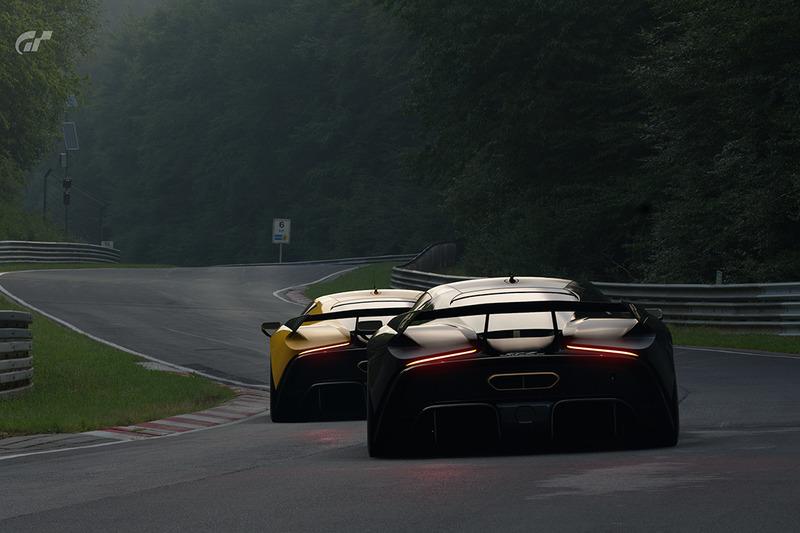 Скриншот из Gran Turismo Sport