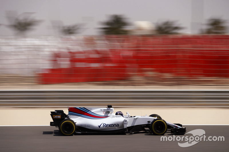 Lance Stroll, Williams FW40