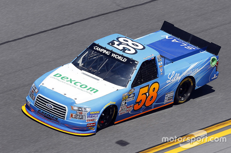 #58 Ryan Reed (Lira-Ford)