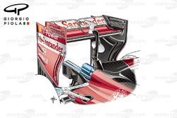 Ferrari SF16H rear wing, Belgium GP.jpg