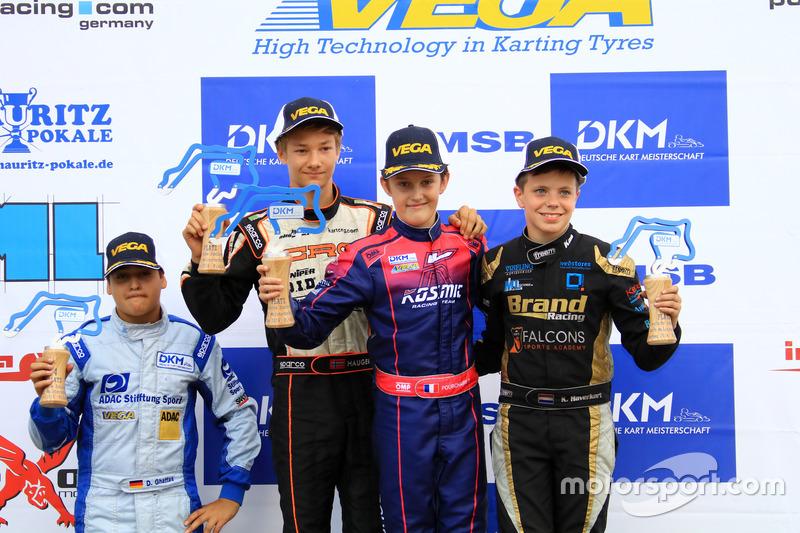 Sieger DJKM Rennen 2