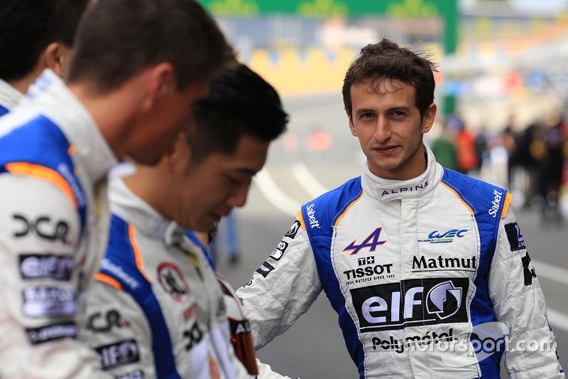 #36 Signatech Alpine A460: Стефан Рішельмі