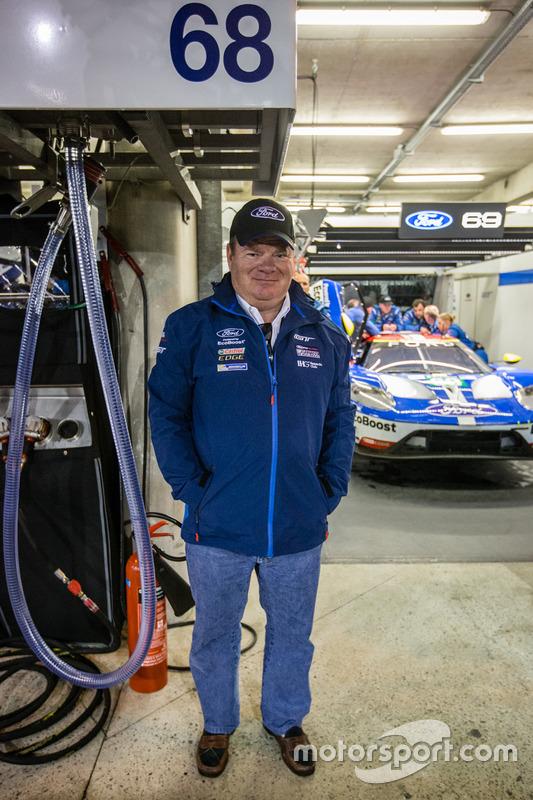 Ford Chip Ganassi Racing: Чіп Ганассі