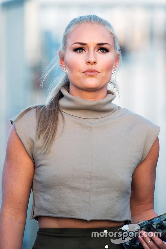Lindsey Vonn, skieuse