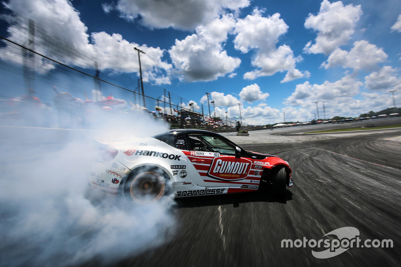 #6: Ryan Tuerck in Orlando im wilden Drift