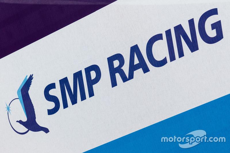 Зона та лого SMP Racing