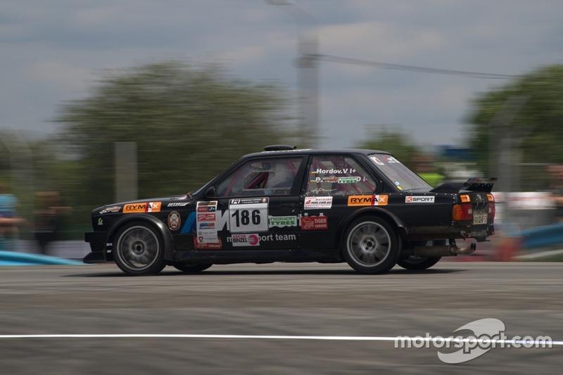Владіслав Гордов - гонка 1