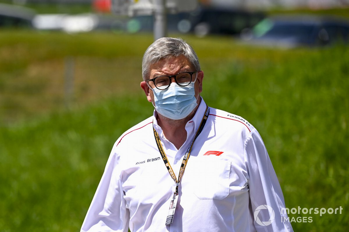 Brawn was pleased with F1's sprint debut