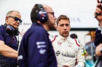 Robin Frijns, Envision Virgin Racing on the grid