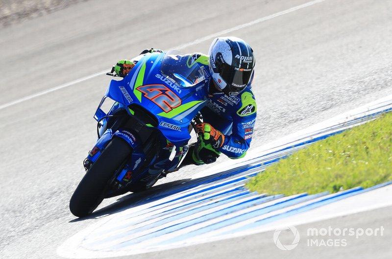 Alex Rins, Team Suzuki ECStar