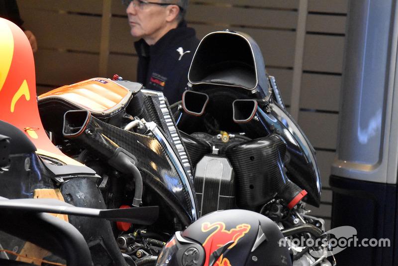 Moteur de la Red Bull RB14