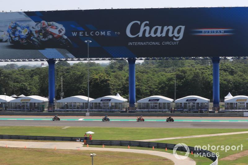 #3: Chang International Circuit (Thailand) - 181.982 km/h