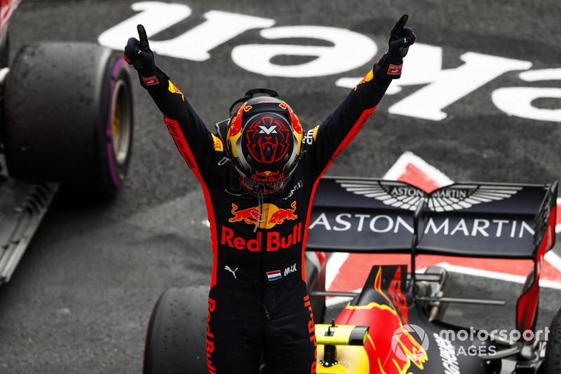 2. Макс Ферстаппен (Red Bull)
