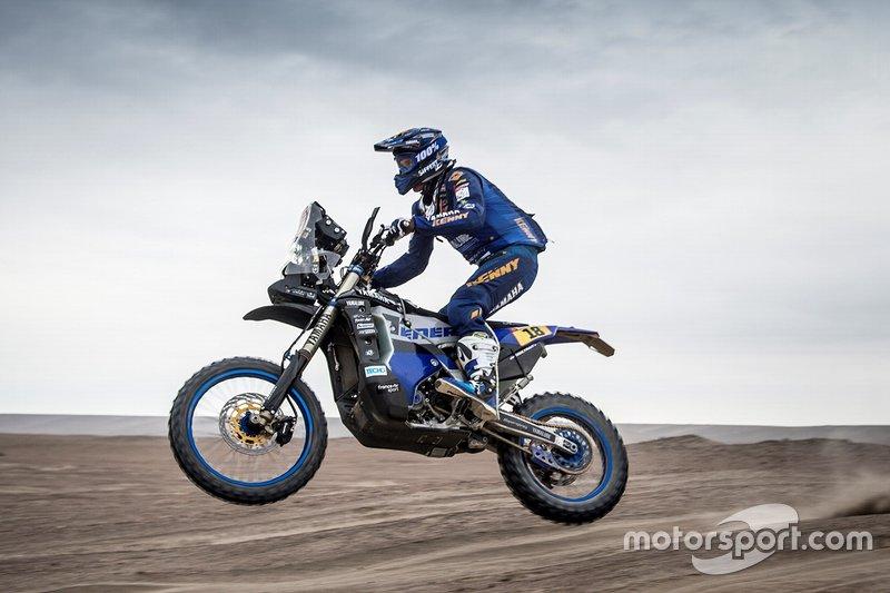 #18 Yamalube Yamaha Official Rally Team: Ксав'є де Сультре