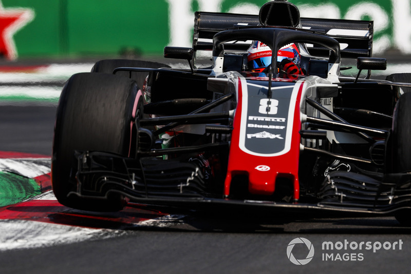 9,95 - Romain Grosjean