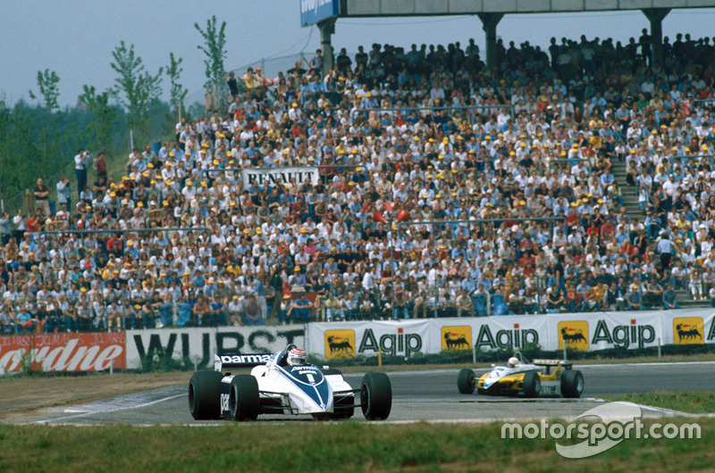 GP Alemania 1982 (Eliseo Salazar vs. Nelson Piquet)