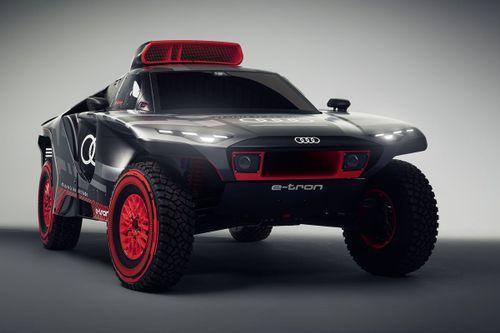 Audi RS Q e-tron unveil