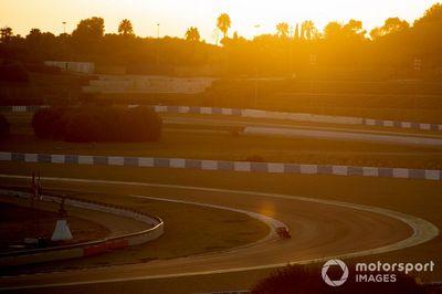 Test de noviembre en Jerez