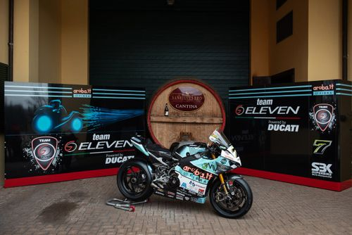 Präsentation: Go-Eleven-Ducati