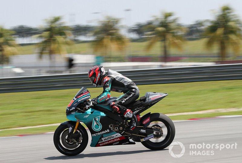 #20 Fabio Quartararo (Frankreich) – Yamaha YZR-M1 (Jahrgang 2019)