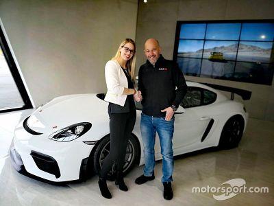 Marylin Niederhauser-Lechner Racing Ankündigung