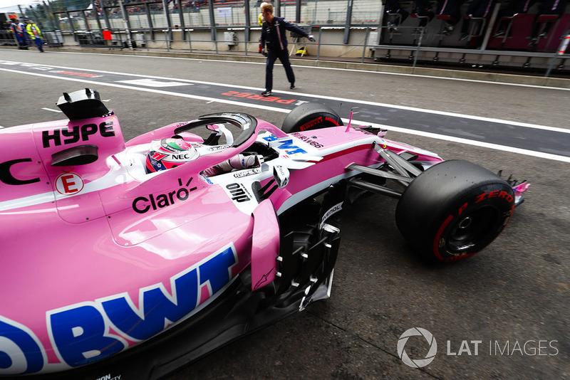 5 місце — Серхіо Перес, Force India. Умовний бал — 19,41