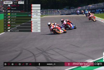 MotoGP virtuell: Mugello
