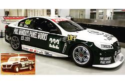 LD Motorsport livery