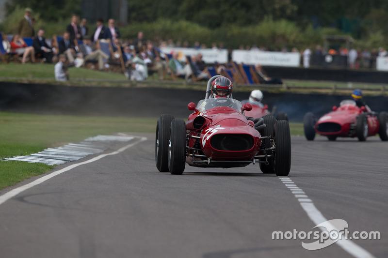 Technica Meccanica-Maserati - 1959 - Tony Wood