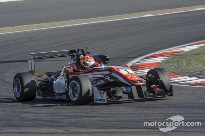 Lance Stroll Prema Powerteam Dallara F312 - Mercedes-Benz