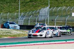 #84 Speedlover Porsche 991 Cup: Philippe Richard, Pierre-Yves Paque