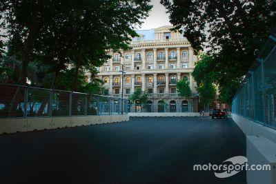 Preparação para GP da Europa - Baku