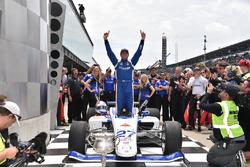 Dean Stoneman, Andretti Autosport pemenang lomba
