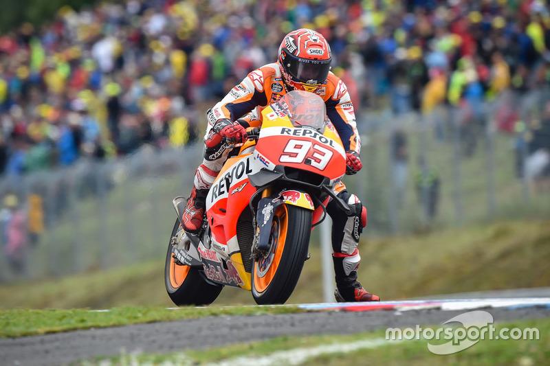 Marc Marquez – 3. Platz