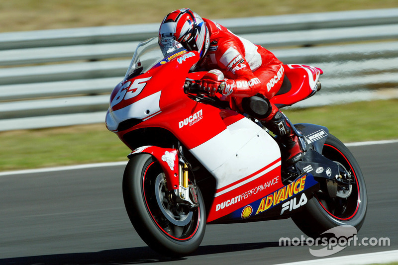 2003: Ducati Desmosedici GP3