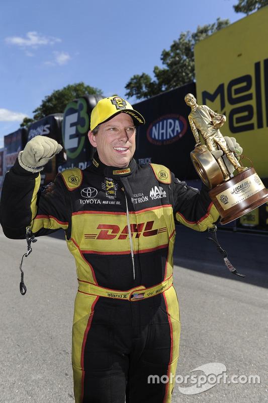 Sieger Funny Car: Del Worsham