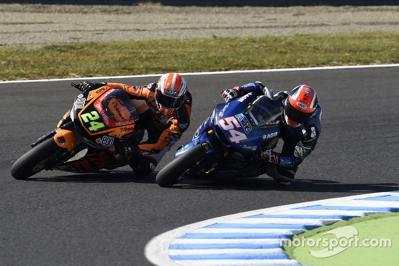 Simone Corsi, Speed Up Racing, Mattia Pasini, Italtrans Racing Team