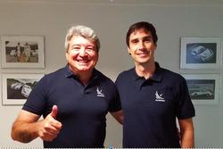 Djalma Fogaça e Geraldo Piquet