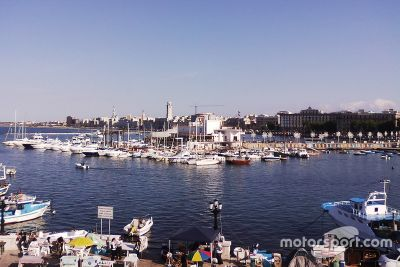 Präsentation: Mittelmeer-GP, Bari