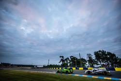 #40 Krohn Racing Ligier JS P2 Nissan: Tracy Krohn, Nic Jonsson, Joao Barbosa, #31 Extreme Speed Motorsports Ligier JS P2 Nissan: Ryan Dalziel, Chris Cumming, Pipo Derani