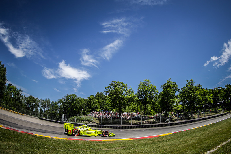 #5: IndyCars in Road America