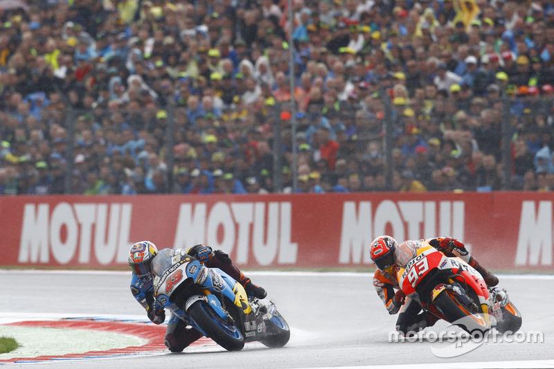Marc Marquez, Repsol Honda Team ve Jack Miller, Marc VDS Racing Honda
